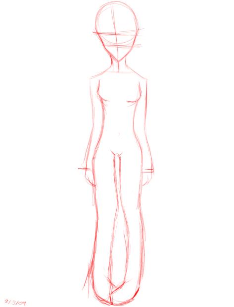 Len sketch (tablet)