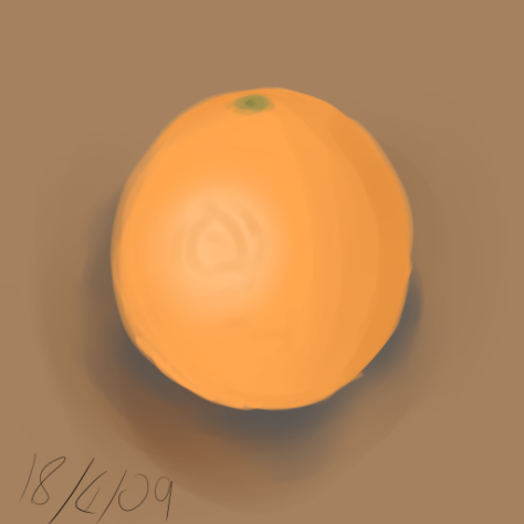 Orange(Tablet)